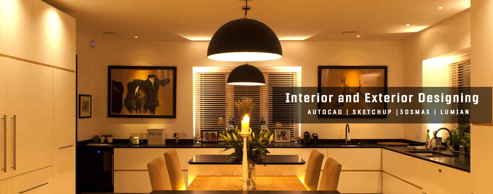 interior & exterior training in hyderabad